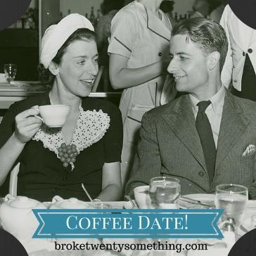 Coffee date!
